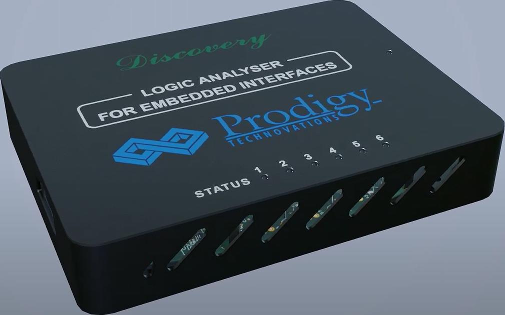Logic Analyzer for Embedded Interfaces